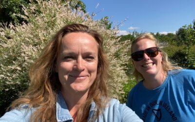 #21 Samtale med Sofie Vindum Nielsen om det første år efter beskeden om, at fertilitetslægerne ikke kunne gøre mere for hende.