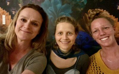 #22 Samtale med Louise & Josephine om, hvordan livet midt i trediverne ser ud, som ufrivillig barnløs, og om at have endometriose.